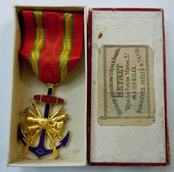 MEDAILLE ANCIENS COMBATTANTS COLONIAUX 1870/1914