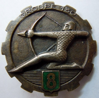 130/8 GTP GROUPE TRANSPORT PERSONNEL 1939 WWII