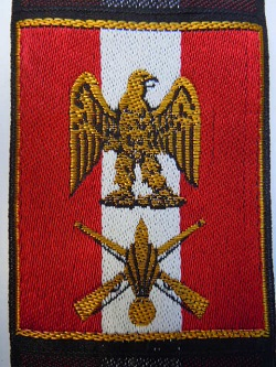 15° DI DIVISION INFANTERIE PATCH INSIGNE TISSU ARMEE FRANCE
