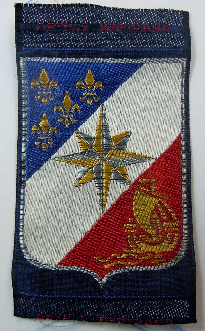 3° CORPS D'ARMEE CA PATCH INSIGNE TISSU ARMEE FRANCE