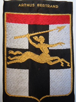 7° DB DIVISION BLINDEE PATCH INSIGNE TISSU ARMEE FRANCE