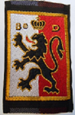 8° DI DIVISION INFANTERIE PATCH INSIGNE TISSU ARMEE FRANCE