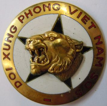 FORCES SUPPLETIVES DOI XUNG PHONG VIET NAM